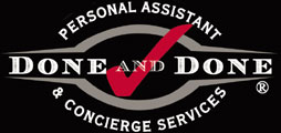 Personal Concierge & Errand Services by Done and Done